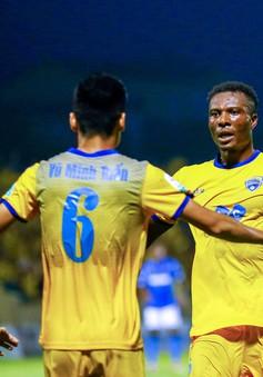 VIDEO: Tổng hợp trận đấu Than Quảng Ninh 1-3 FLC Thanh Hoá