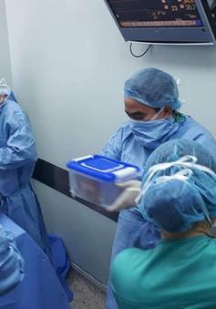 Hành trình đưa trái tim từ Hà Nội vào Huế để ghép tạng