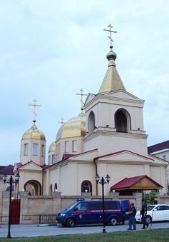 IS thừa nhận đứng sau vụ tấn công nhà thờ ở Chechnya, Nga
