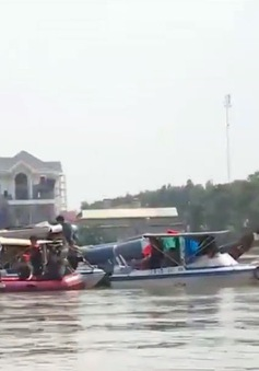 Vụ lật sà lan trên sông Đồng Nai: Tìm thấy thi thể nạn nhân cuối cùng