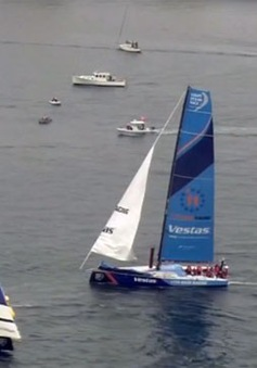 Thú vị cuộc đua thuyền buồm vòng quanh thế giới