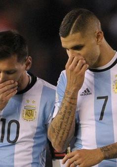 Argentina chốt danh sách dự World Cup: Vua phá lưới Serie A bị loại
