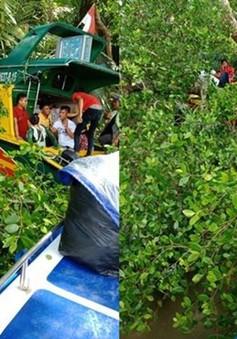 Tai nạn tàu cao tốc tại Indonesia, 28 người thương vong