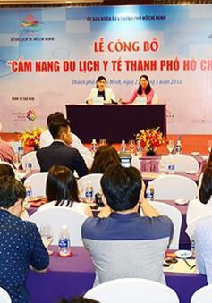 Ra mắt Cẩm nang Du lịch Y tế TP.HCM