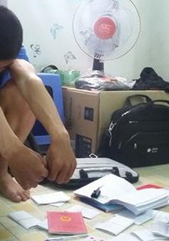 Phát hiện nhóm cho vay nặng lãi 40%/tháng tại Tiền Giang