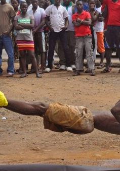Thêm ca nhiễm Ebola tại Congo