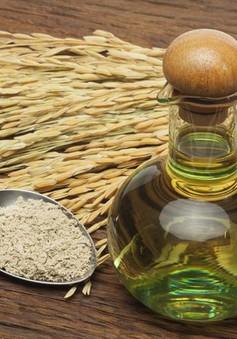Người Nhật dùng dầu gạo để bảo vệ sức khỏe tim mạch
