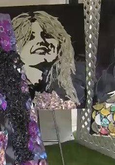 Độc đáo triển lãm nghệ thuật từ vật liệu tái chế tại Mỹ