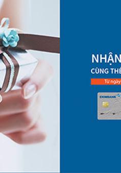 Nhận quà lộc phát cùng thẻ tín dụng Eximbank JCB