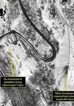 Quy trình dỡ bỏ bãi thử hạt nhân Punggye-ri của Triều Tiên