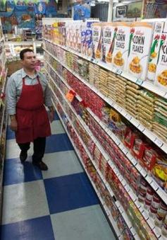 Sự hỗn loạn trong ngành thực phẩm Mỹ