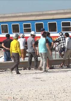 Bộ Giao thông Vận tải yêu cầu Tổng công ty Đường sắt xử lý tổ chức, cá nhân để xảy ra tai nạn