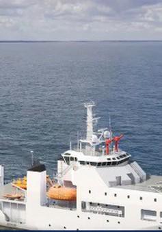 Việt Nam chế tạo thành công tàu cứu nạn tàu ngầm đầu tiên