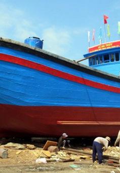Nợ xấu đóng tàu theo Nghị Định 67 gia tăng