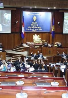 20 Đảng tranh cử Quốc hội Campuchia khóa VI