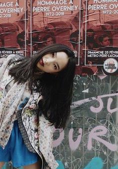 Châu Bùi được Louis Vuitton mời tham dự show tại Pháp