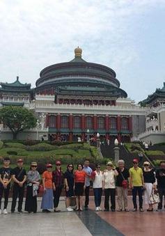 Trùng Khánh - Thành phố thẳng đứng và đồ họa 3D