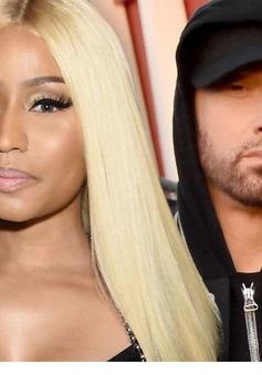 Nicki Minaj tiết lộ đang hẹn hò Eminem