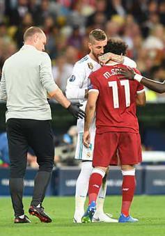 Frank Lampard và Rio Ferdinand bênh vực Sergio Ramos