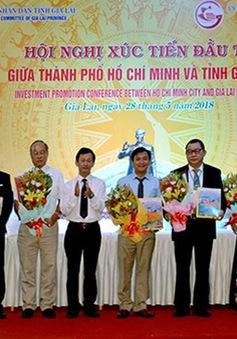 Hội nghị xúc tiến đầu tư giữa TP. Hồ Chí Minh và Gia Lai năm 2018