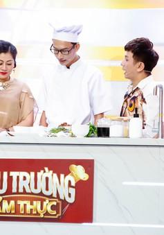 """Đấu trường ẩm thực: Sơn Ca - Bảo Chu đụng độ """"gay cấn từng centimet"""""""
