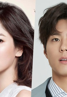 Song Hye Kyo và Park Bo Gum hội ngộ trong phim mới?