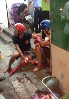 Hai người dân bị đâm trọng thương khi truy đuổi cướp tại TP.HCM