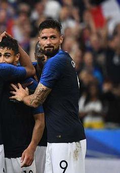 Kết quả bóng đá giao hữu quốc tế sáng 29/5: ĐT Pháp 2-0 Ireland, Bồ Đào Nha 2-2 Tunisia, Italia 2-1 Ả Rập Xê Út