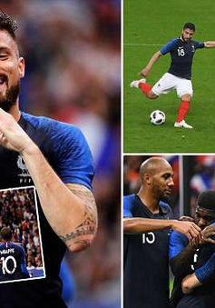 Kết quả bóng đá giao hữu quốc tế sáng 29/5: ĐT Pháp thắng thuyết phục Ireland, Bồ Đào Nha hoà Tunisia