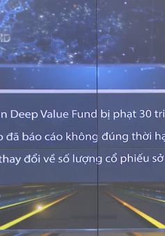 Xử phạt 85 triệu đồng đối với Asean Deep Value Fund