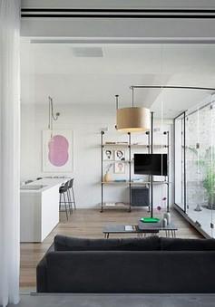 Căn hộ 67m2 trang trí tuyệt đẹp nhờ nội thất đa năng