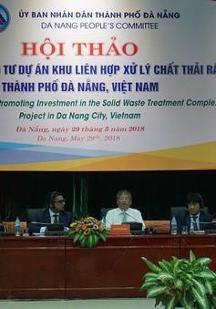Đà Nẵng: Hướng đến xử lý chất thải rắn bằng công nghệ cao