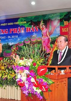Đại lễ Phật Đản 2018 tại chùa Quán Sứ, Hà Nội