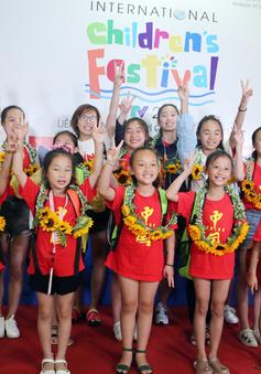 Đoàn Trung Quốc – những vị khách đầu tiên của Liên hoan thiếu nhi quốc tế VTV 2018
