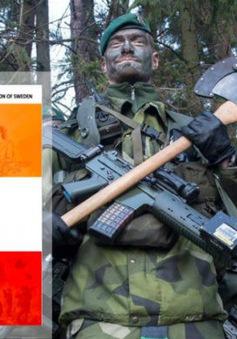 Thụy Điển phát hành cẩm nang ứng phó với chiến tranh