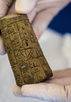 Mỹ trao trả cho Iraq hàng nghìn cổ vật