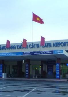 Xử lý nghiêm hành khách dọa có bom tại sân bay Cát Bi, Hải Phòng