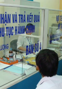 TP.HCM lọt top 10 về cải cách thủ tục hành chính