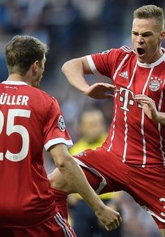 ĐHTB bán kết lượt về Champions League: Những kẻ chầu rìa áp đảo