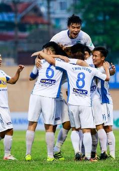 Tổng hợp diễn biến trận FLC Thanh Hóa 0-1 Hoàng Anh Gia Lai