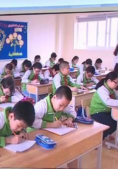 100% trường công lập tại Hà Nội xét tuyển vào lớp 6