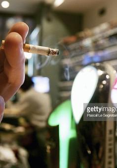 Chính sách hạn chế tiêu thụ thuốc lá tại Pháp