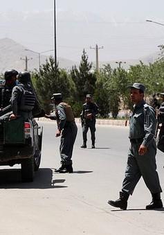Nổ súng gần trụ sở Bộ Nội vụ Afghanistan ở thủ đô Kabul