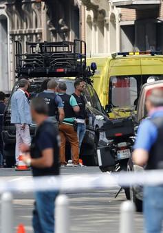 Vụ tấn công tại Bỉ làm 2 nữ cảnh sát thiệt mạng: Hung thủ đã bị tiêu diệt