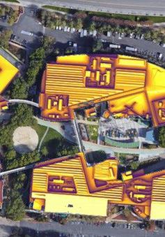 """Google khởi động """"Dự án mái nhà mặt trời"""" tại Anh"""