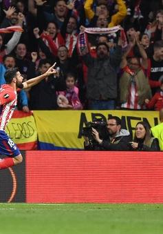 Chùm ảnh: Arsenal thất bại trước Atletico Madrid, dừng bước ở bán kết Europa League