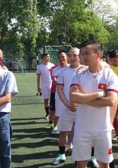 Giải bóng đá cộng đồng của Hội sinh viên Việt Nam tại Hungary