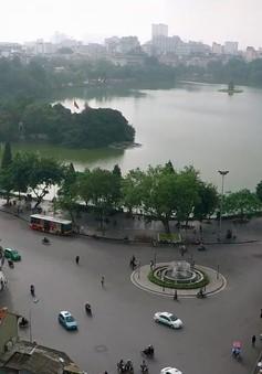Lên phương án thí điểm cấm phương tiện trên phố đi bộ quanh hồ Hoàn Kiếm trong 1 tháng