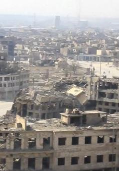 Mosul trông chờ bầu cử Quốc hội giúp tái thiết thành phố