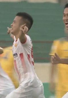 VIDEO: Tổng hợp trận đấu SLNA 0-1 CLB Nam Định (Vòng 7 V.League 2018)